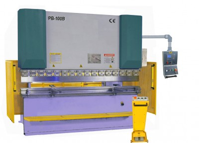 Machfold E21 Hydraulic Downstroking Press Brake